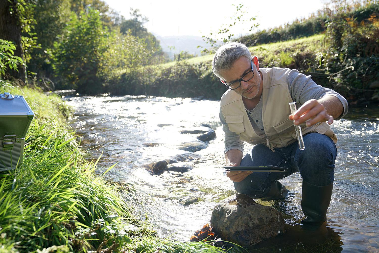 Gewässermanagement