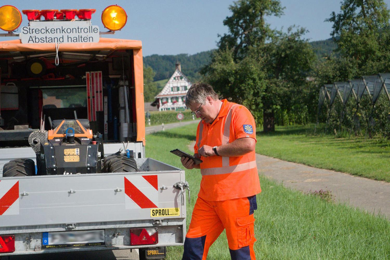 Straßenbetriebsdienst